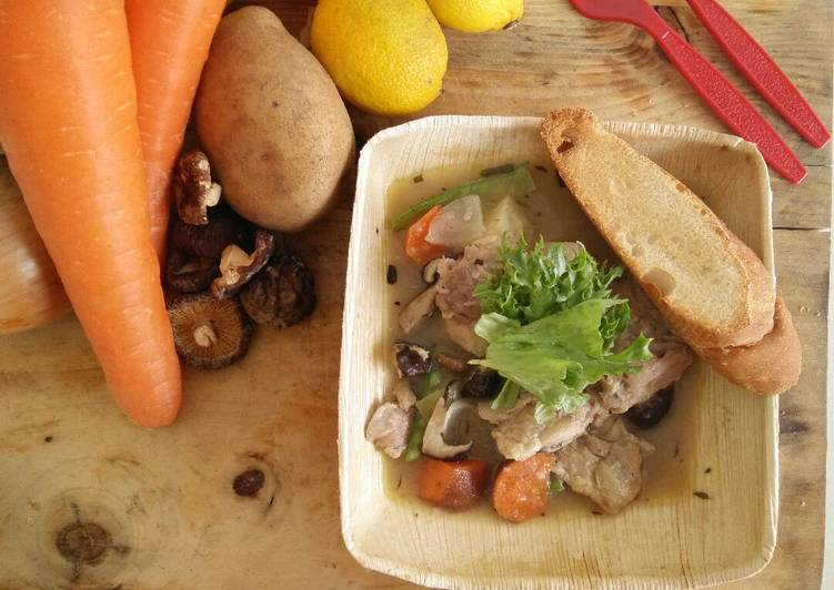 Norms Lamb Stew