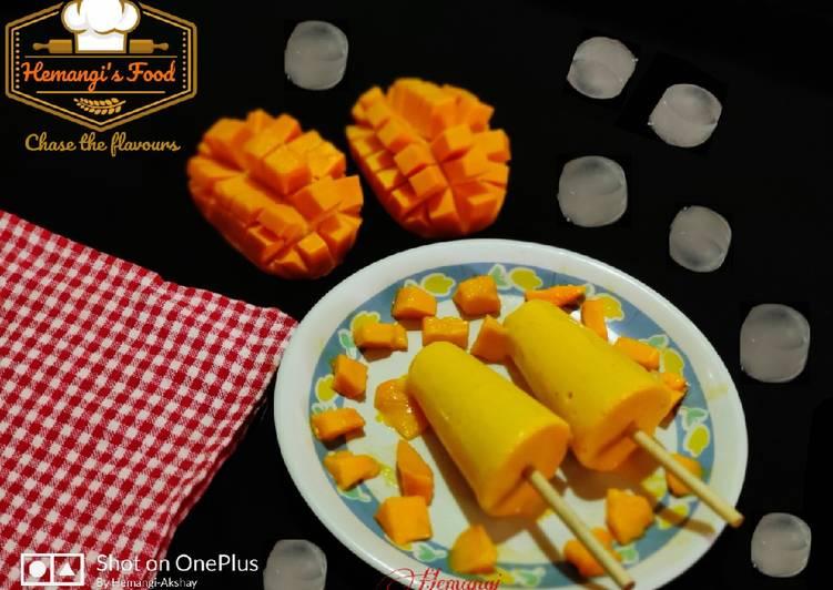 Recipe of Ultimate Alphanso Mango kulfi