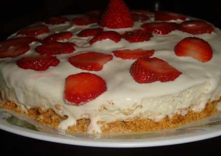 Easiest Way to Make Perfect Ice Cream Cake