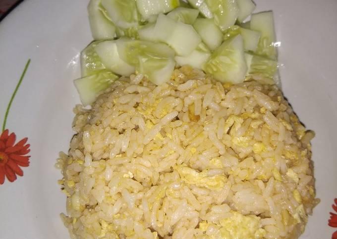 Nasi goreng Jawa spesial