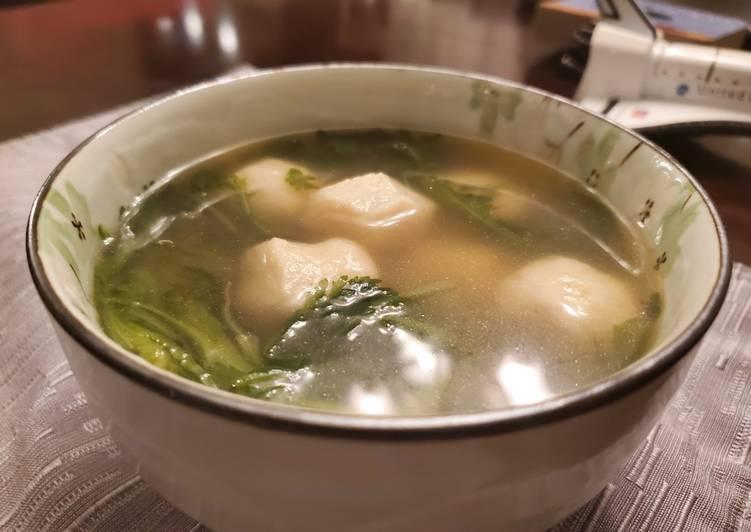 Tong Ho Fishball Soup