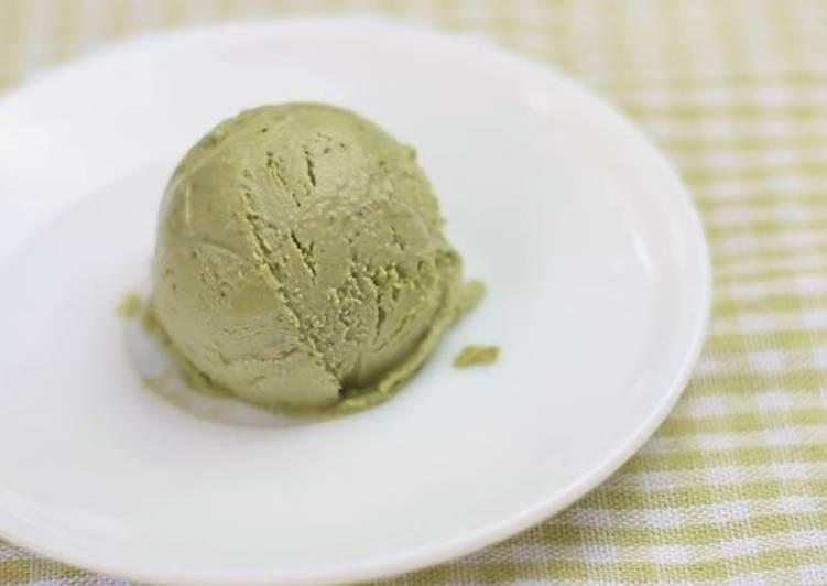 Ice Cream Chocolatos Matcha