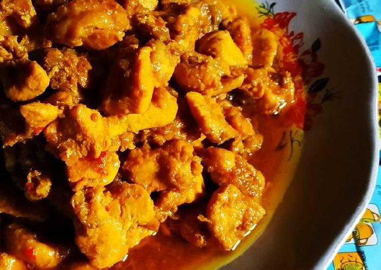 Toping Mie Ayam