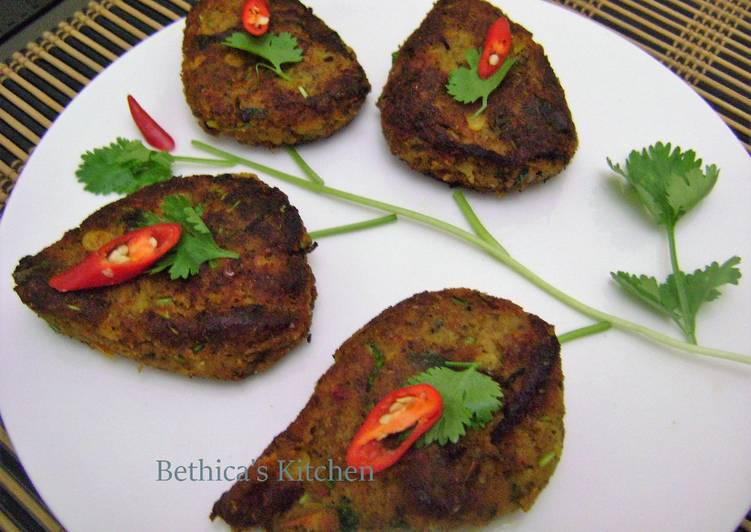 Chicken Keema Kebab