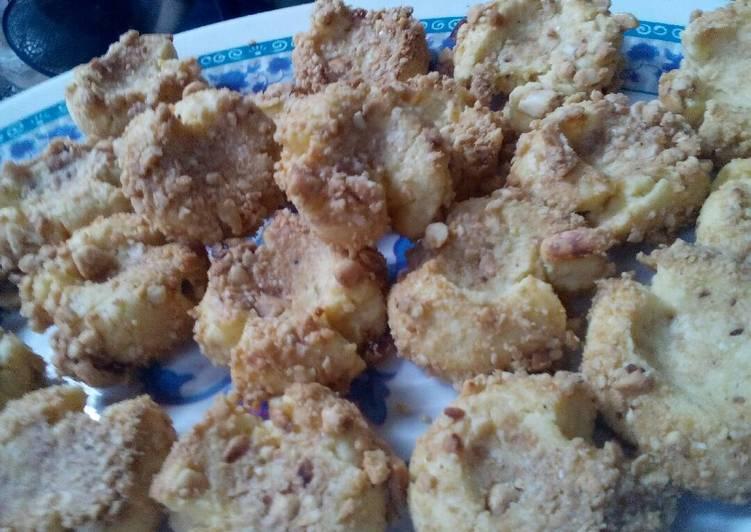 Cookies gurih mentega