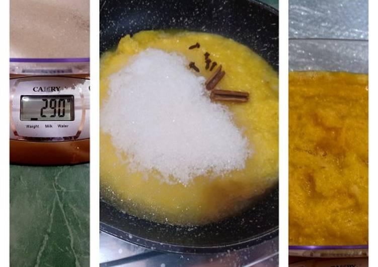 Bagaimana Menyiapkan Selai nastar homemade yang Lezat Sekali