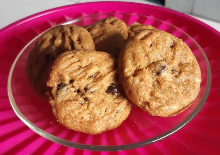 Chocochip cookies ala goodtime (kw)