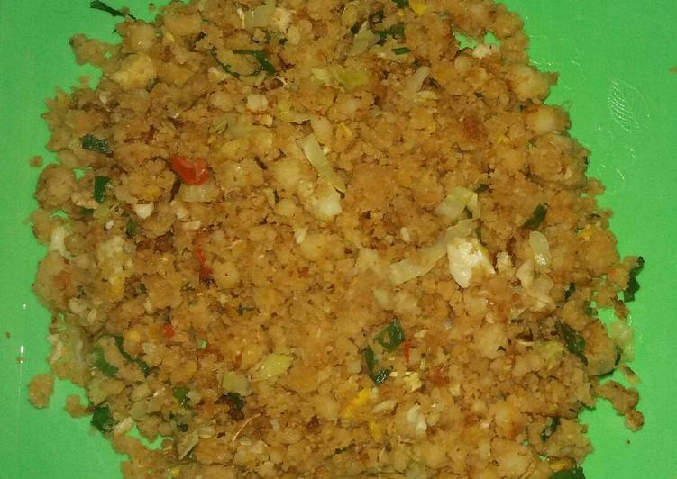 Nasi Jagung Goreng