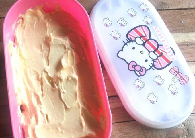 ButterCream Margarin untuk olesan Roti