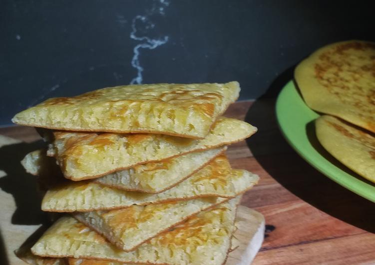 Resep Pancake Dorayaki³ Nutrisari (versi Empuk) #189⁷ Terbaik