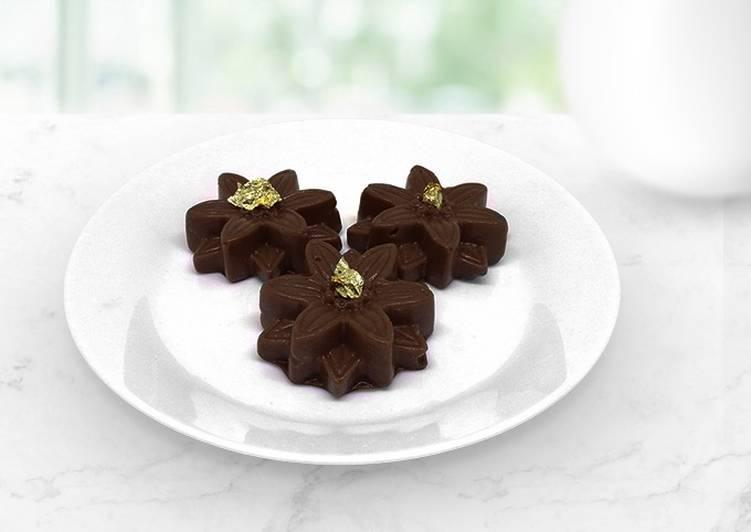Kue Cokelat Durian