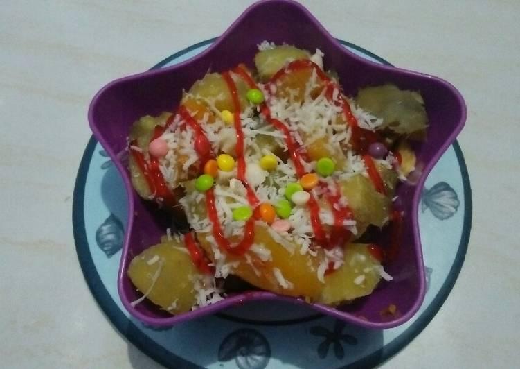 Salad Umbi ala d'poer Adhit