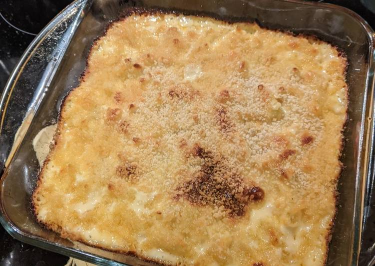 Recipe of Favorite Decadent Macaroni & Cheese