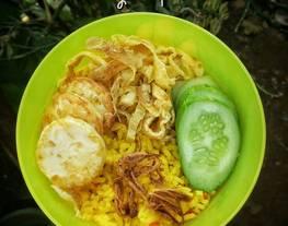 Nasi Kuning - mpasi 16 bulan - nasi kuning majikom/rice cooker