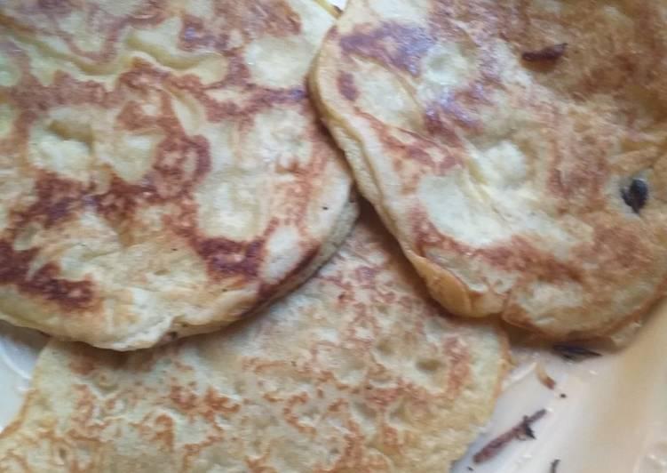Easiest Way to Make Speedy Pancake