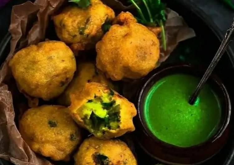 15 Minute Simple Way to Prepare Quick Navratri Vrat - Batata Vada