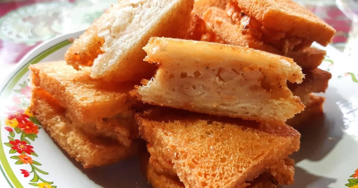 Resep Mian Bao Xia Shrimp Toast Oleh Yulita Riani Cookpad