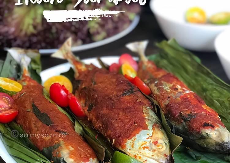 Ikan Sambal Air Fryer - resepipouler.com