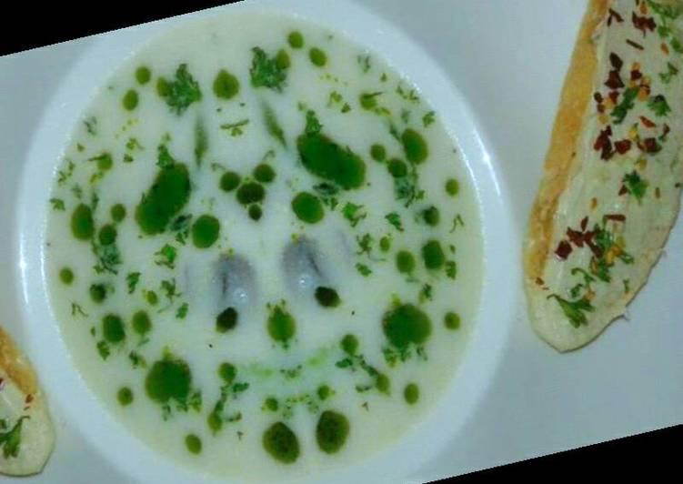 Veg Cream Soup