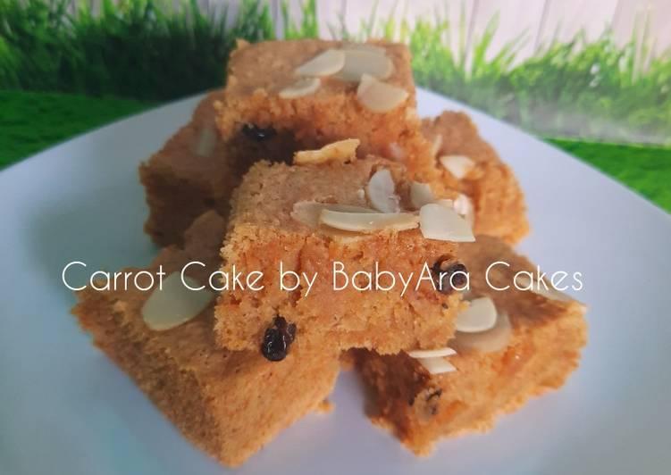 12. Carrot Cake