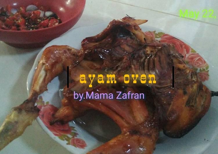 Ayam oven