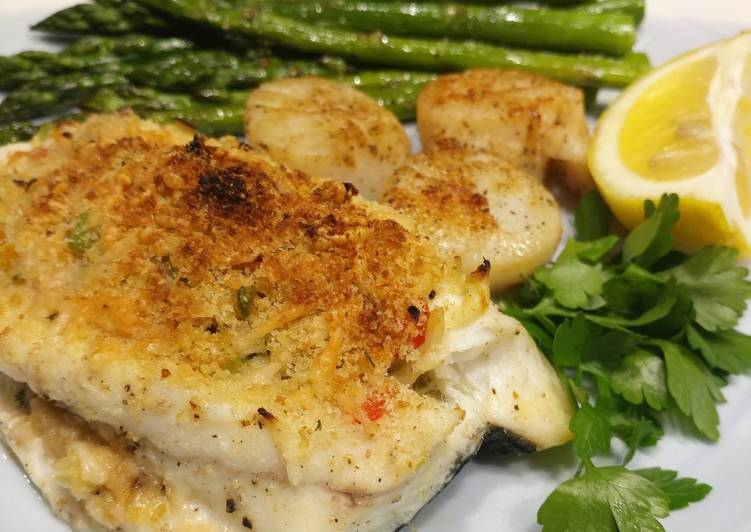 Try Using Food to Improve Your Mood Stuffed Flounder Fillets