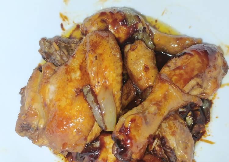 Ayam Kecap Mentega