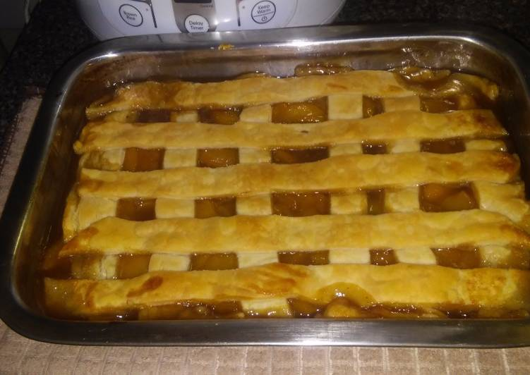 Step-by-Step Guide to Prepare Ultimate Peach Cobbler