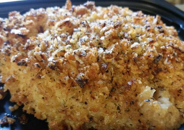 Easiest Way to Prepare Perfect Onion Crusted Pork Chop