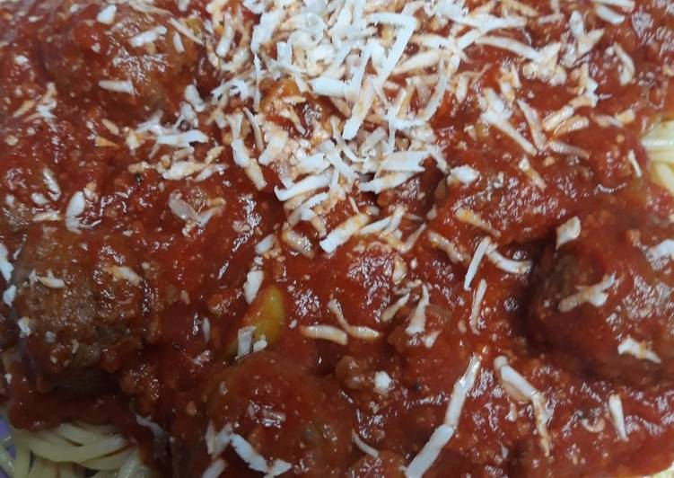 Spaghetti and Meatballs batch 11