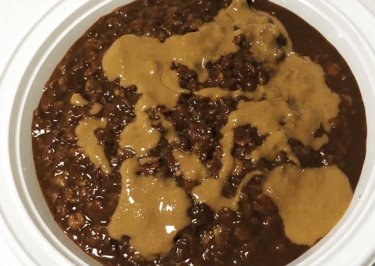 Porridge, o lo que es lo mismo, gachas de avena!!!