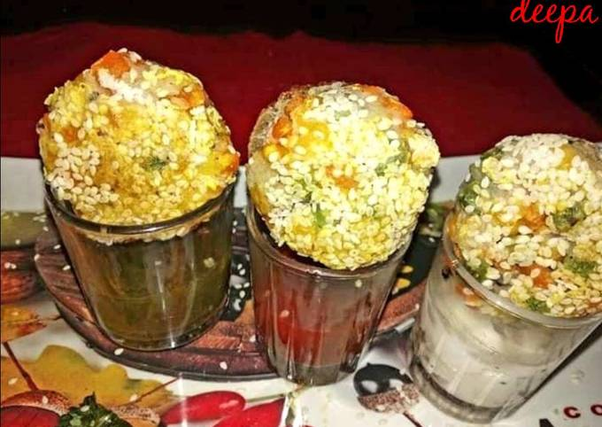 How to Make Yummy Sesame Gold Coin Recipe