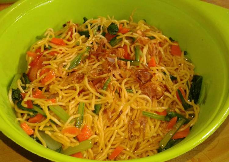 Resep Mie Kuning Campur Sayur Oleh Dapoer 𝓶𝓪𝓶𝓪 𝐸 𝓁 𝓎 𝓈 𝒾 𝒶 Cookpad