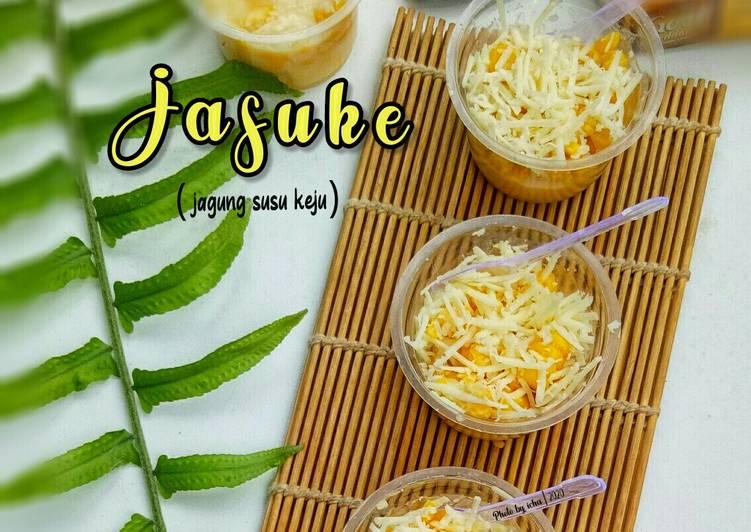 Jasuke (Jagung susu keju)