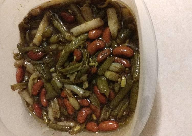 Ken's Easy 3-Bean Salad