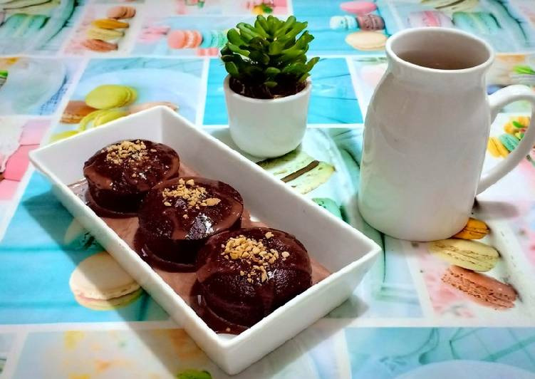 Comment Cuisiner Cupcakes rapide au chocolat