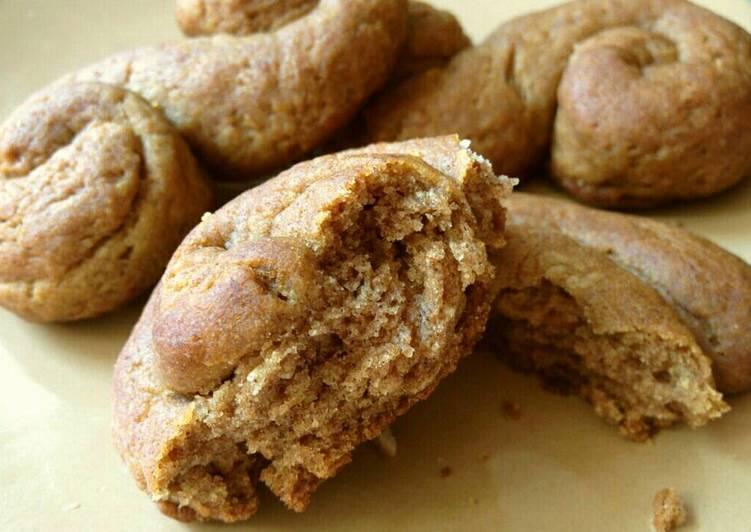 Vickys Greek Koulourakia - 'Cinnamon Cookies', GF DF EF SF NF