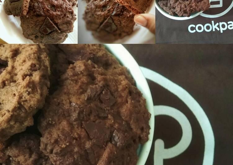 My Fav.Chocolate Cookies