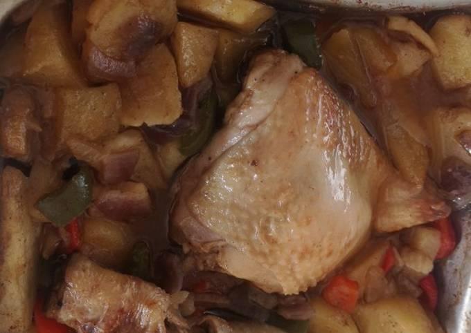 Patates aux four
