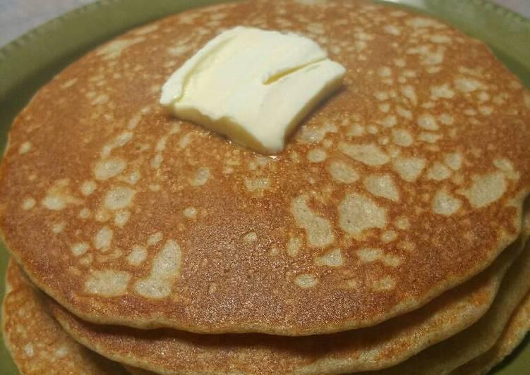 Recipe of Homemade Sourdough Discard Pancakes