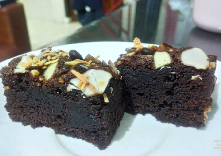 Brownies Bakar