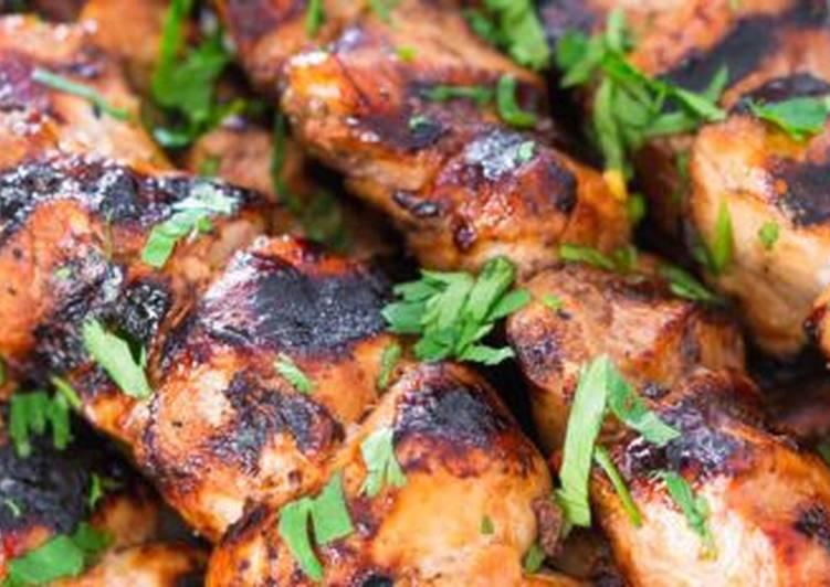 Recipe: Perfect BBQ Chicken | Chicken Sekuwa