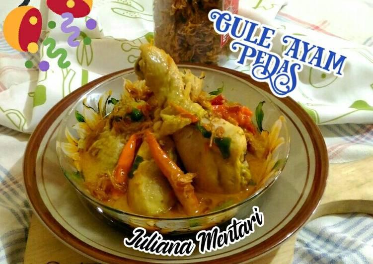 Gule Ayam Pedas // Special 4 Mommy