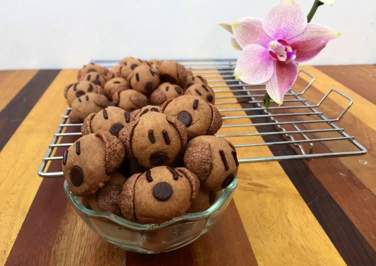Milo doggie cookies - cookandrecipe.com