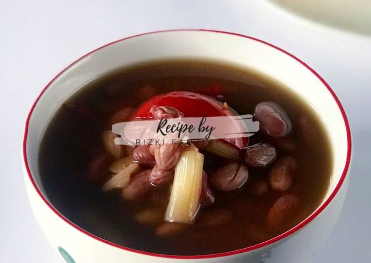 Sayur Kacang Merah Khas Bandung