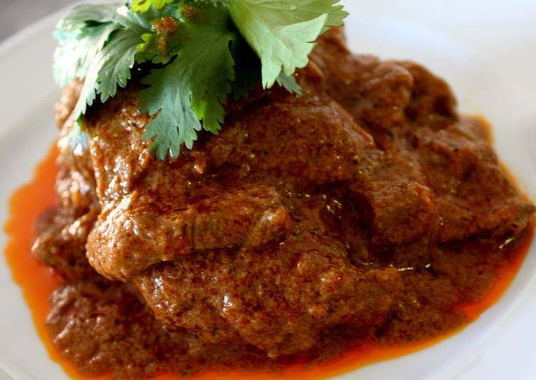 How to Cook Perfect Beef rendang