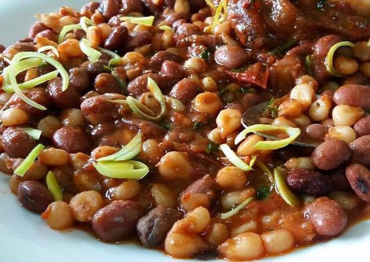 Turn to Food to Boost Your Mood Githeri