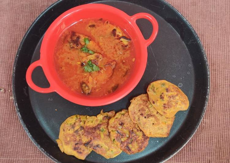 Step-by-Step Guide to Make Ultimate Besan Chilla Curry