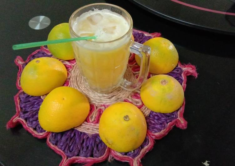 How to Make Favorite Sweet lime juice