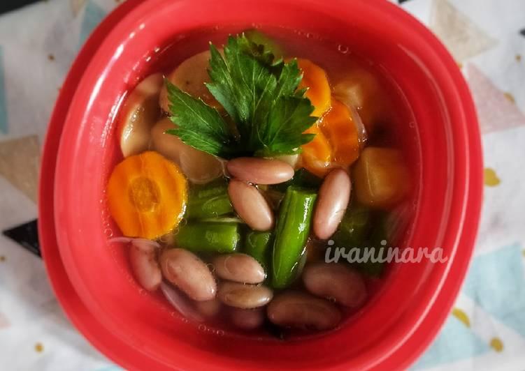 Resep Sup Kacang Merah Sosis yang Sempurna